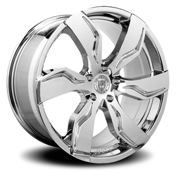 Lexani Wheels Zagato - Chrome