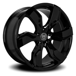 Lexani Wheels Zagato - Gloss Black Rim - 26x10
