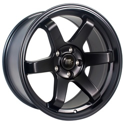 MST Wheels MT01 - Matte Black Rim