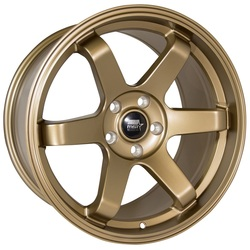 MST Wheels MT01 - Matte Bronze Rim - 18x9.5