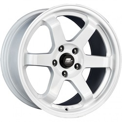 MST Wheels MT01 - Glossy White Rim