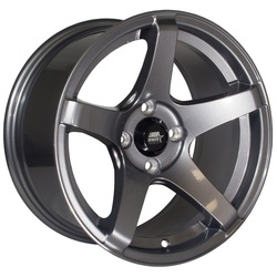 MST Wheels MT09 - Gunmetal