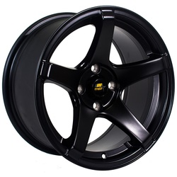 MST Wheels MT09 - Matte Black