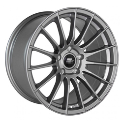 MST Wheels MT17 - Matte Gunmetal Rim
