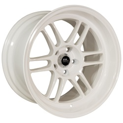 MST Wheels Suzuka - Alpine White Rim