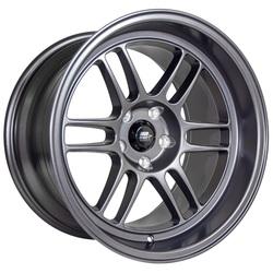 MST Wheels Suzuka - Matte Gunmetal - 18x11