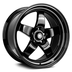MST Wheels MT24 - Glossy Black Rim