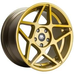 MST Wheels MT26 - Gold Rim