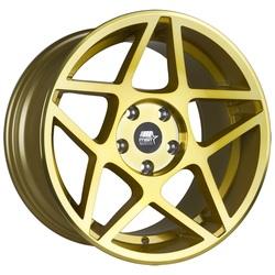 MST Wheels MT26 - Transparent Gold Rim