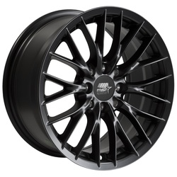 MST Wheels MT27 - Matte Black Rim