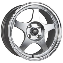 MST Wheels MT29 - Machined - 15x6.5
