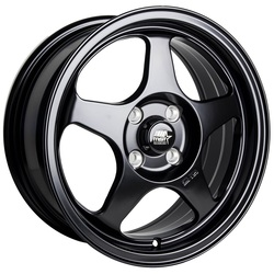 MST Wheels MT29 - Matte Black Rim - 15x6.5