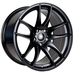 MST Wheels MT30 - Matte Black Rim