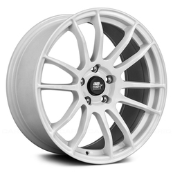 MST Wheels MT33 - Glossy White Rim