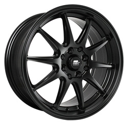 MST Wheels MT41 - Matte Black Rim