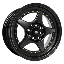 MST Wheels MT42 - Matte Black Rim