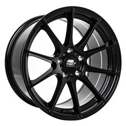 MST Wheels MT44 - Matte Black Rim