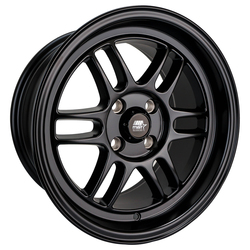 MST Wheels Suzuka - Matte Black Rim