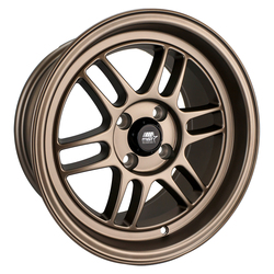 MST Wheels Suzuka - Matte Bronze