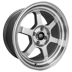 MST Wheels Time Attack - Machined Rim
