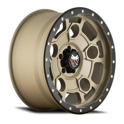 Mamba Wheels Mamba Wheels M26 - Mojave Sand - 17x9