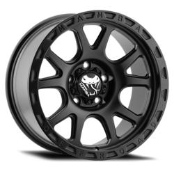 Mamba Wheels M27 - Matte Black Rim