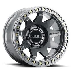 Method Wheels 108 Beadlock - Gloss Titanium Rim