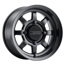 Method Wheels 410 UTV Bead Grip - Matte Black Rim