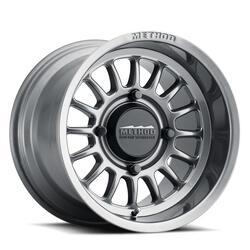 Method Wheels 411 UTV - Gloss Titanium Rim