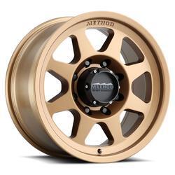 Method Wheels 701 HD Trail - Method Bronze Rim