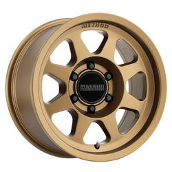Method Wheels 701 Trail - Bronze Rim