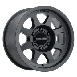 Method Wheels 701 Trail - Matte Black Rim