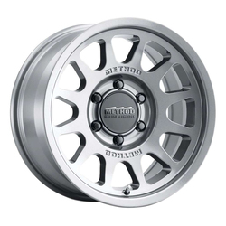 Method Wheels 703 Trail - Gloss Titanium Rim - 16x6