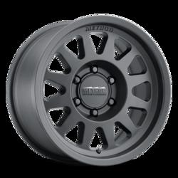 Method Wheels 704 - Matte Black Rim