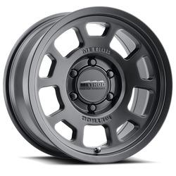 Method Wheels 705 Bead Grip - Matte Black Rim