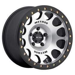 Method Wheels 105 Beadlock - Machined - 17x9