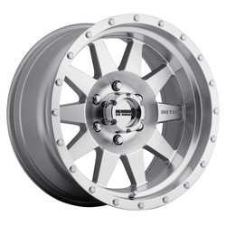 Method Wheels 301 The Standard - Machined - 17x9