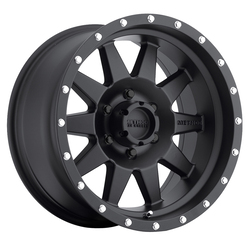 Method Wheels 301 The Standard - Matte Black Rim