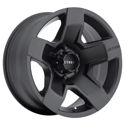 Method Wheels 302 Fat Five - Matte Black