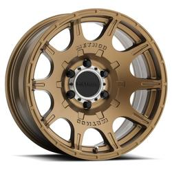 Method Wheels 308 Roost - Bronze Rim