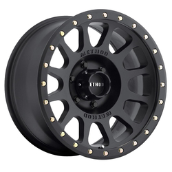 Method Wheels 305 NV - Matte Black Rim