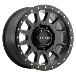Method Wheels 305 NV HD - Matte Black Rim