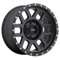 Method Wheels 306 Mesh - Matte Black Rim