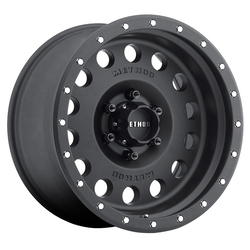 Method Wheels 307 Hole - Matte Black Rim