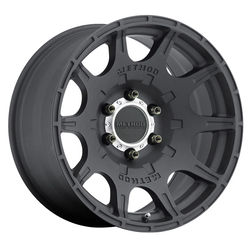 Method Wheels 308 Roost - Matte Black Rim