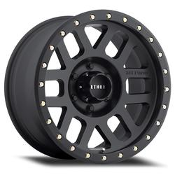 Method Wheels 309 Grid - Matte Black Rim