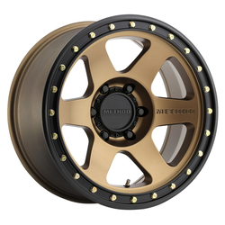 Method Wheels 310 Con6 - Bronze Rim