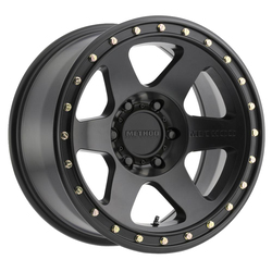 Method Wheels 310 Con6 - Matte Black Rim