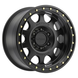 Method Wheels 311 Vex - Matte Black Rim