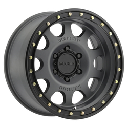 Method Wheels 311 Vex - Titanium Rim